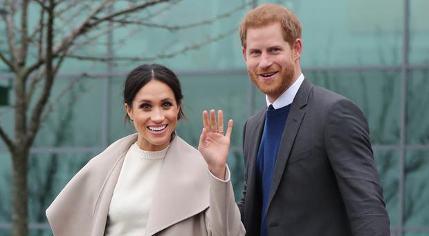 Prince Harry will wed Meghan Markle on May 19 (Niall Carson/PA)
