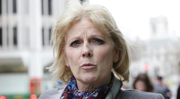 Tory MP Anna Soubry has led cross-party calls for pro-Brexit group to apologise for tweet (Yui Mok/PA)