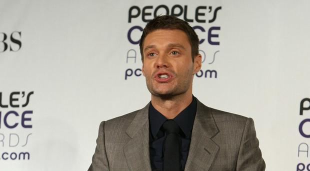 Ryan Seacrest has been the subject of sexual harassment allegations (Ian West/PA)