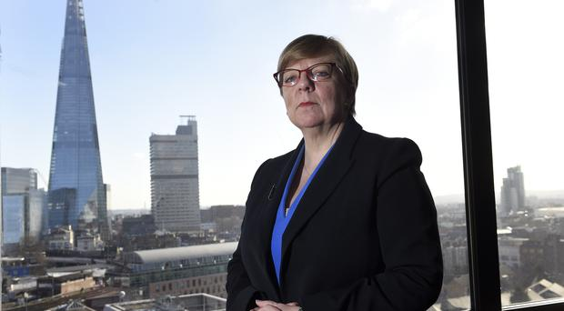Alison Saunders is to stand down as Director of Public Prosecutions (Andrew Matthews/PA)