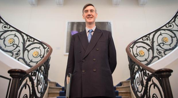 Conservative MP Jacob Rees-Mogg is to host his own radio show (Stefan Rousseau/PA)