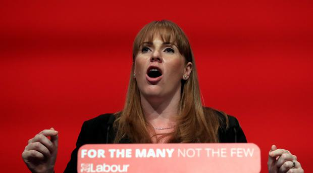Angela Rayner in The Spectator magazine