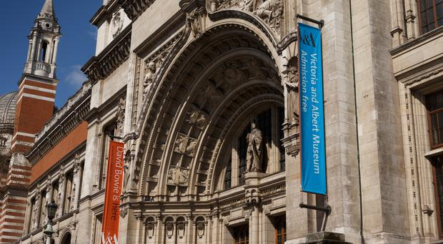 The Victoria and Albert Museum – London