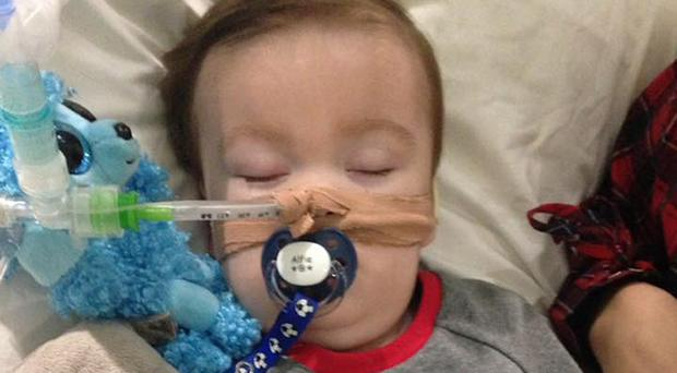 Alfie Evans has been the subject of a protracted legal battle (Alfie's Army Official/PA)