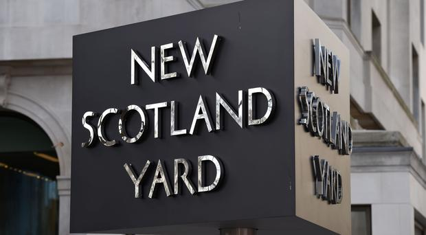 Scotland Yard released new figures on the work of the Counter-Terrorism Internet Referral Unit (Kirsty O'Connor/PA)