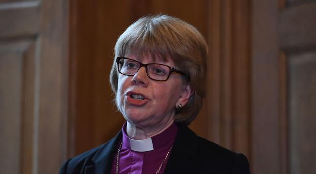 The Rt Revd Sarah Mullally, the new Bishop of London, is among those who have signed the letter (Stefan Rousseau/PA)