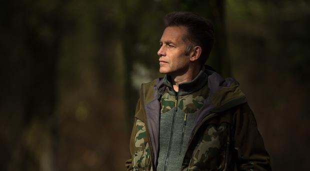 TV presenter Chris Packham has designed a range of 'wildlife-friendly' clothing (Jo Charlesworth/PA)