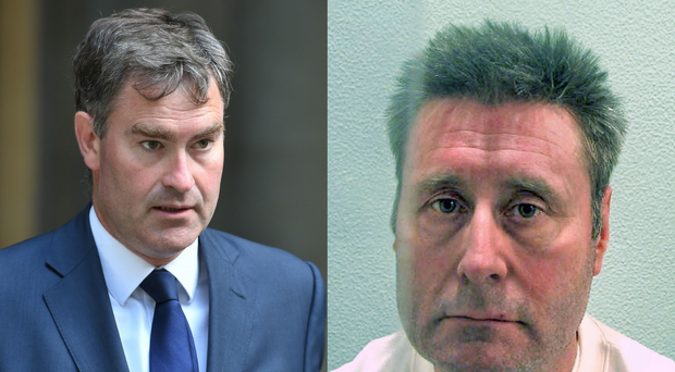 David Gauke (left) said a review of how the Parole Board operates would see it become 'more transparent than it is now', following criticism over the case of John Worboys (right) (David Mirzoeff; Metropolitan Police/PA)