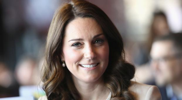 The Duchess of Cambridge, pictured during an event at the Olympic Park, once again suffered from severe morning sickness when pregnant. (Chris Jackson/PA Wire)