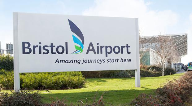 Bristol is the UK's fifth busiest airport outside London (Bristol Airport/PA)