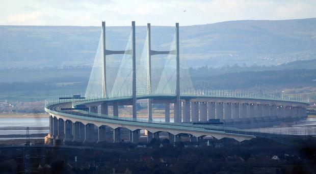 The Second Severn Crossing is set to be named after the Prince of Wales (Barry Batchelor/PA)
