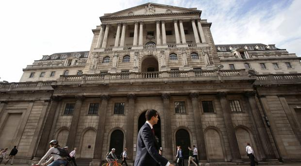 The Bank of England has launched a defence of its actions during the financial crisis (Yui Mok/PA)