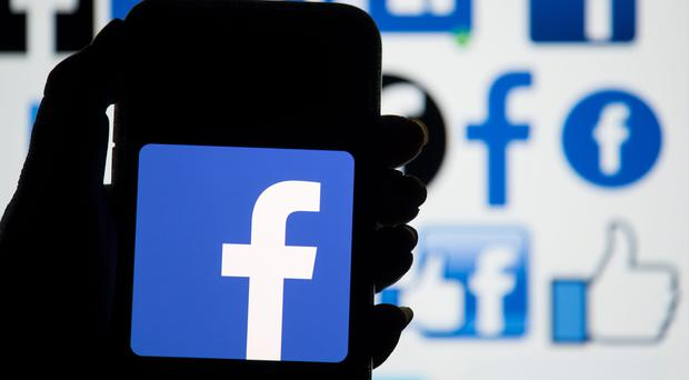 Facebook has begun advising users if their information has been shared (Dominic Lipinski/PA)