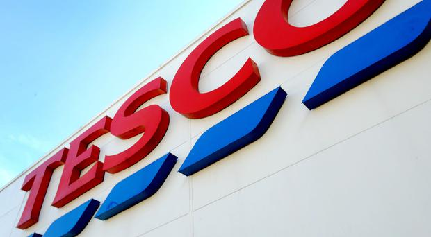 Tesco has posted a rise in annual profits and its second year in a row of increasing sales.