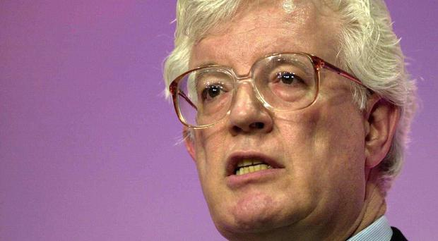 Rodney Bickerstaffe is to be honoured at a memorial service (PA)