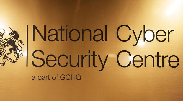 The National Cyber Security Centre announced a new system for categorising incidents (Dominic Lipinski/PA)