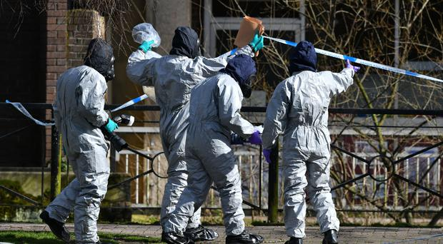 OPCW confirms United Kingdom  findings