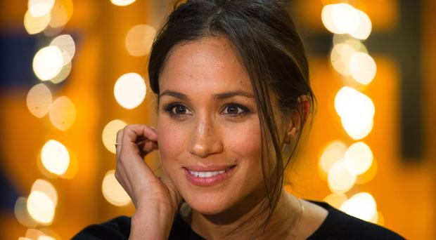 Andrew Morton has written a book about future royal Meghan Markle. (Dominic Lipinksi/PA)