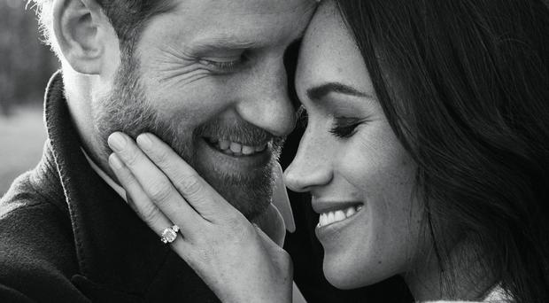 Alexi Lubomirski has been named the official wedding photographer for Prince Harry and Meghan Markle (Alexi Lubomirski/PA)