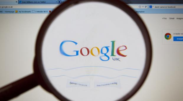 Anyone can apply for Google's right to be forgotten (Chris Ison/PA)