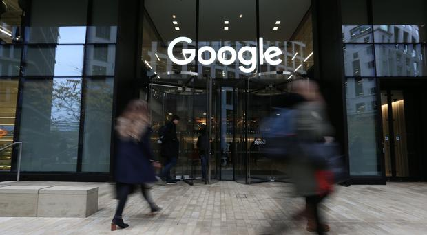 The businessmen took their case against Google to the High Court (Yui Mok/PA)