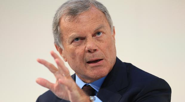 Sir Martin Sorrell steps down as WPP chief