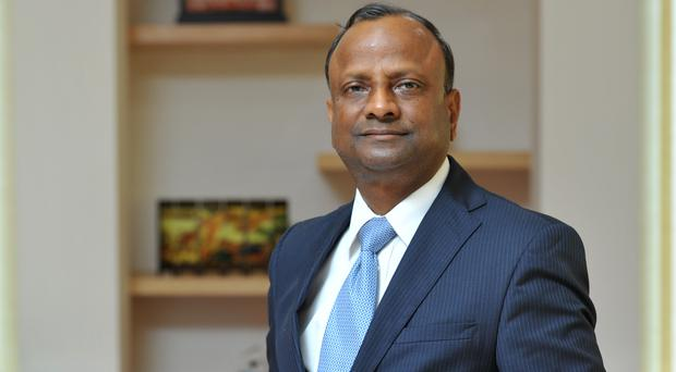 Rajnish Kumar is the Global Chairman of the State Bank of India (SBI/PA)