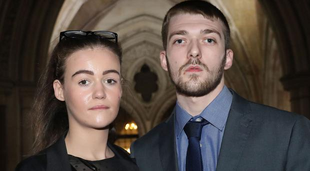 Parents await judges´ ruling in Alfie Evans life-support case