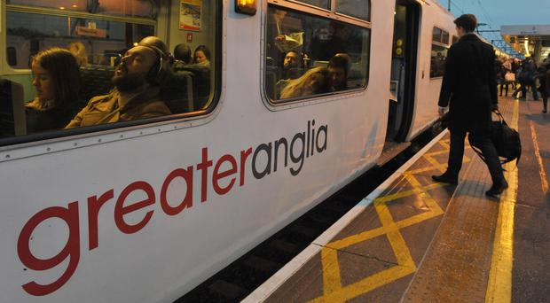 Greater Anglia workers are to stage a fresh strike (Nick Ansell/PA)