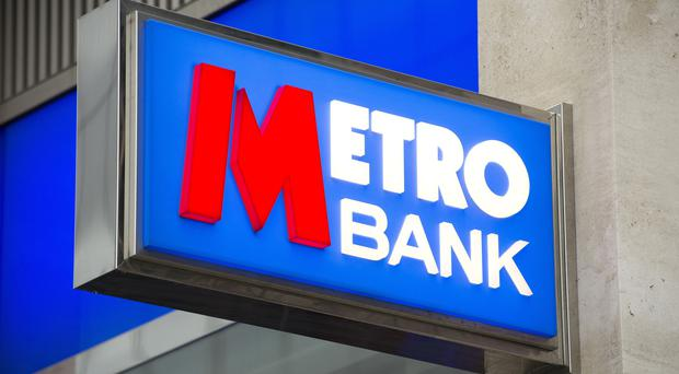 Metro Bank will hold its AGM on April 24 in London (Laura Lean/PA)