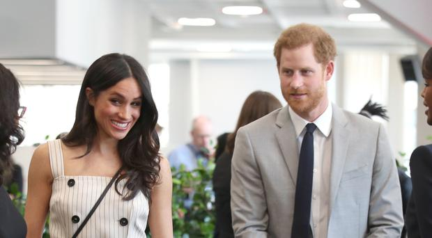 Meghan Markle and Prince Harry have taken on Commonwealth duties (Yui Mok/PA)