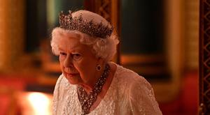 The Queen during the Commonwealth Heads of Government Meeting (Toby Melville/PA)