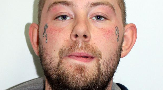 John Tomlin was sentenced to 16 years in jail after dousing Resham Khan and her cousin Jameel Muhktar with acid through a car window (Metropolitan Police/PA)