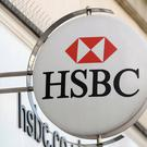 HSBC held its annual general meeting on Friday in London (PA)