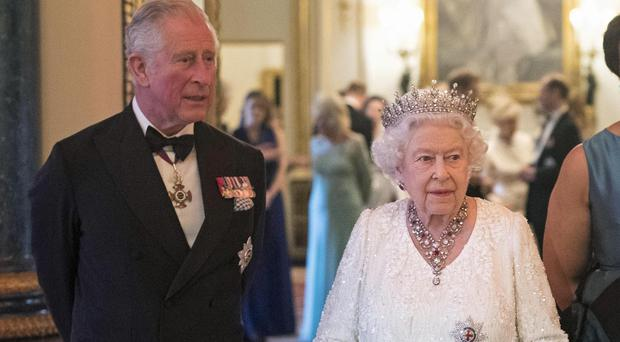The Prince of Wales will take over from the Queen (Victoria Jones/PA)