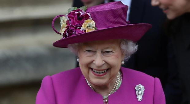 A concert will be held to mark the Queen's 92nd birthday (PA)