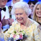 The Queen at her 92nd birthday concert (John Stillwell/PA)