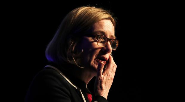 Home Secretary Amber Rudd has faced criticism over her department's handling of the Windrush affair (Owen Humphreys/PA)
