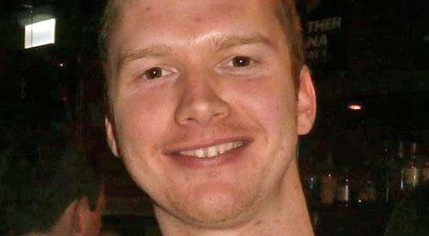 Liam Colgan went missing in Hamburg in February (Lucie Blackman Trust/PA)
