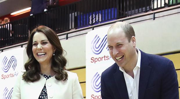 Kensington Palace has announced the arrival of the Duke and Duchess of Cambridge's third child (Chris Jackson/PA)