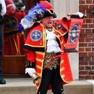 Good news: a town crier