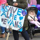 Alfie Evans court case