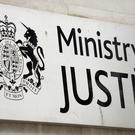 The Ministry of Justice has come under scrutiny over the prisons safety crisis (Kirsty O'Connor/PA)
