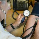 The number of Scots who are happy with GP care has dropped to 83% (Anthony Devlin/PA)