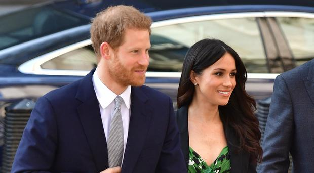 Prince Harry and Meghan Markle have revealed the musicians which will perform at their May 19 wedding. (Dominic Lipinski/PA)