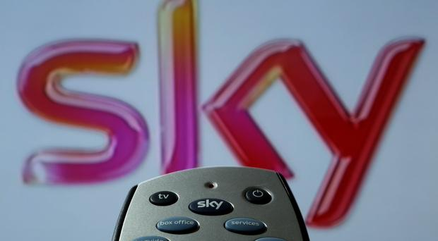 US media giant Comcast has unveiled a £22 billion rival bid for Sky in a move that threatens Rupert Murdoch's deal to take full control of the pay-TV group (Chris Radburn/PA)