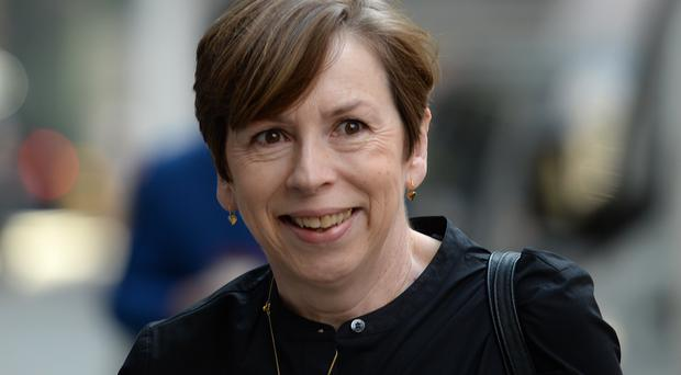 Fran Unsworth, the BBC's director of news and current affairs (Kirsty O'Connor/PA)