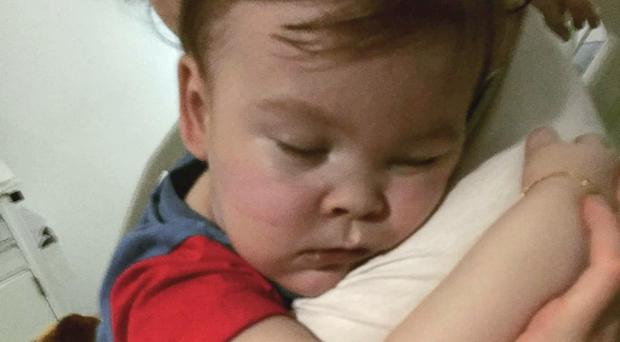 Alfie Evans is being cared for at Alder Hey Children's Hospital in Liverpool (Alfies Army Official/PA)