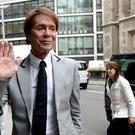 Sir Cliff Richard arrives for the continuing legal action against the BBC (Kirsty O'Connor/PA)