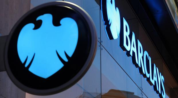 Barclays released its first quarter results on Thursday (Dominic Lipinski/PA)